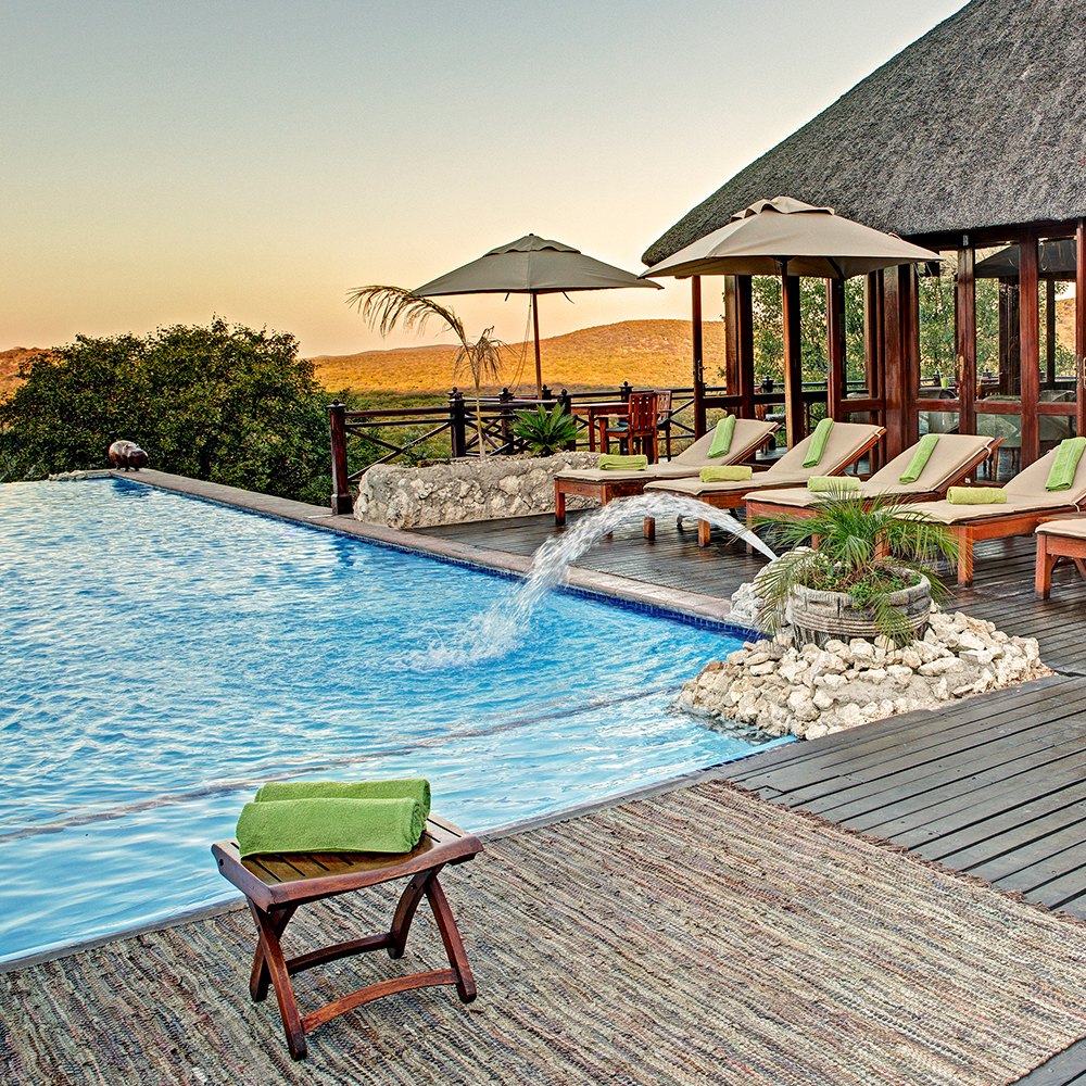 Namibia Collection - Epacha Game Lodge