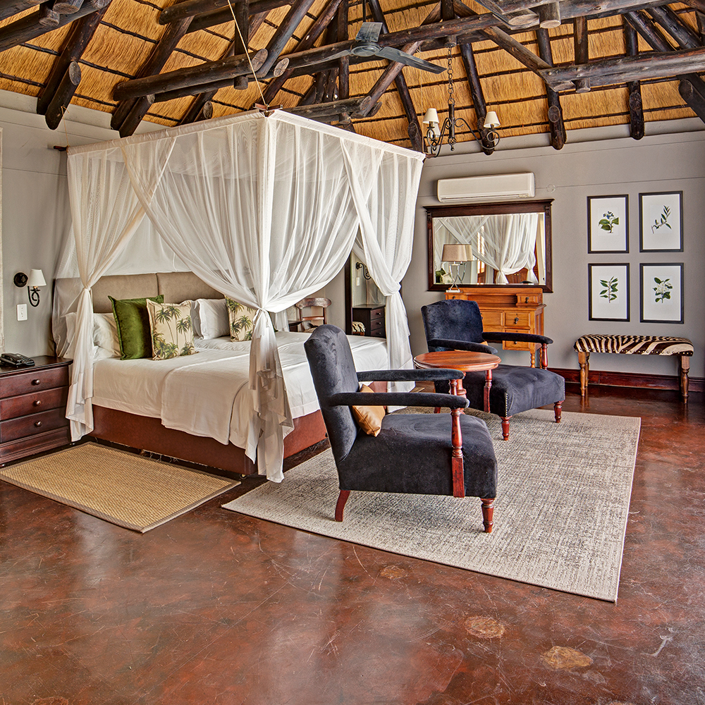 Epacha Game Lodge & Spa - Unlocking Namibia