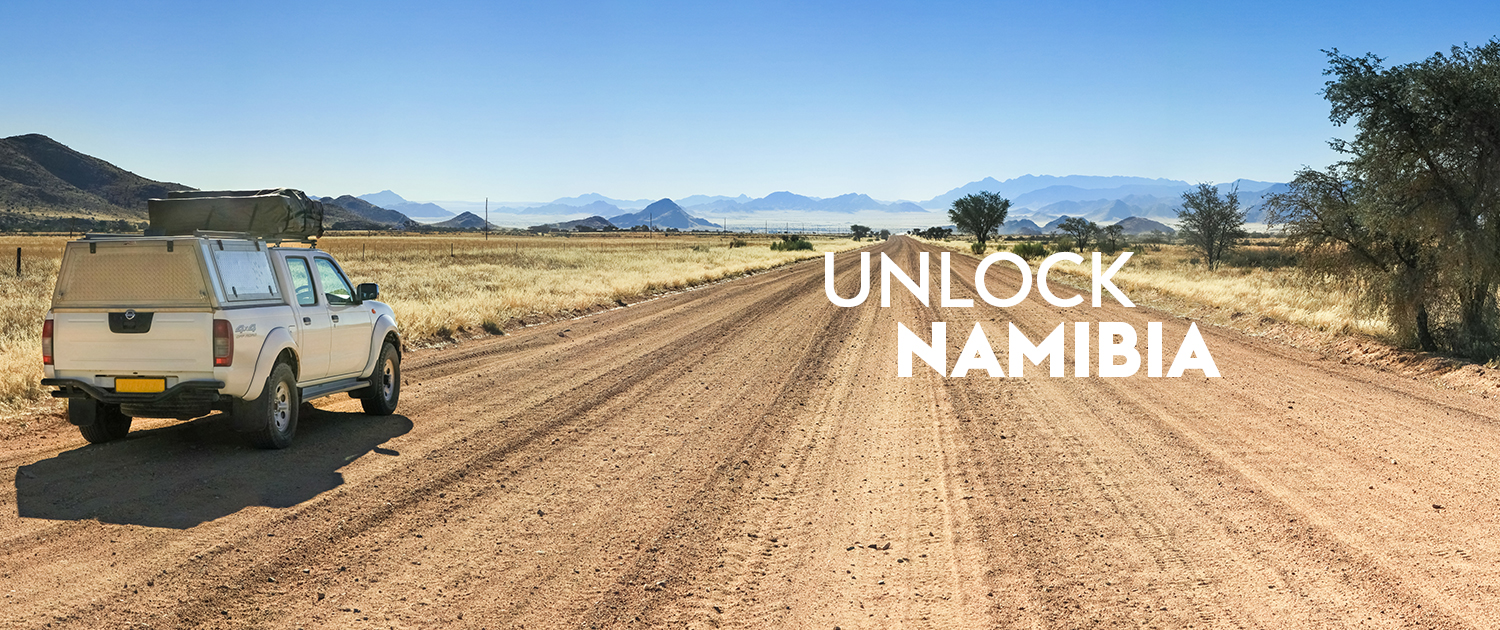 Namibia Collection | Unlocking Namibia